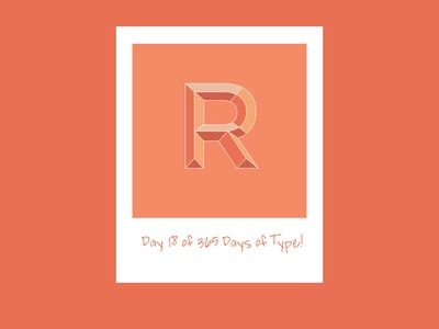 Day 18 of 365 Days of Type!