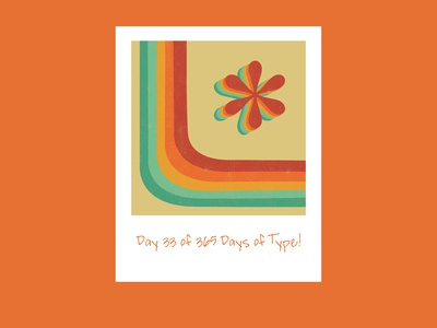 Day 33 of 365 Days of Type!