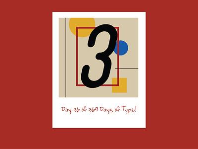 Day 36 of 365 Days of Type! vintage bauhaus type art type designer typography design type design type graphicdesign adobe creative suite typedesign typography letterform adobecreativesuite 365daysoftype 365 vector design