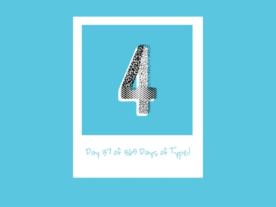 Day 37 of 365 Days of Type!