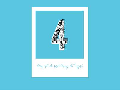 Day 37 of 365 Days of Type! 365 days of type 365daysoftype 365 adobe creative suite adobe adobecreativesuite daysoftype designs letterform typedesign type designer typography typography design design vector memphis design memphis style vintage