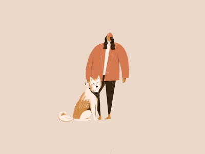 Oly people dog