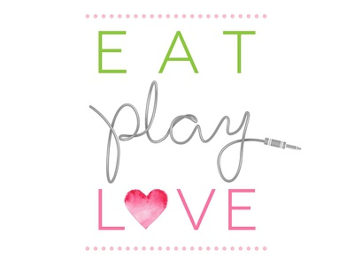 EAT PLAY LOVE music cafe ad cafe promotional music event eat play love