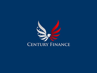 Century Finance 99designs eagle logo patriot logo logo design branding finance branding finance logo