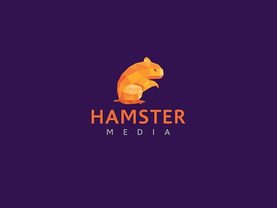 Hamster Media hamster wedding photography kochi logo branding media logo hamster logo