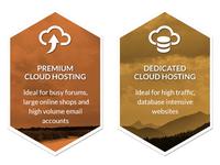 Cloud Hosting Packages