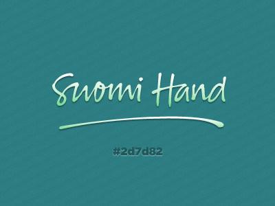 Suomi hand