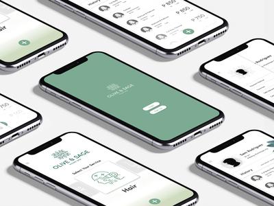 Olive & Sage App
