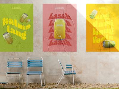 Lasah Poster Design