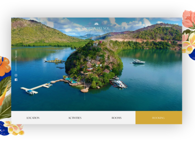 Marina del Sol Website