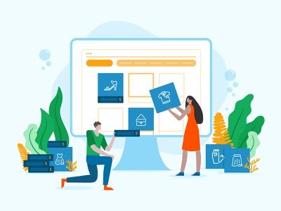 Getting Started with E-Commerce onlinesite