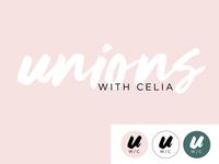Unions with Celia - Branding