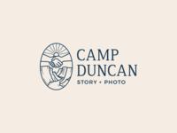 Camp Duncan Story + Photo Logo