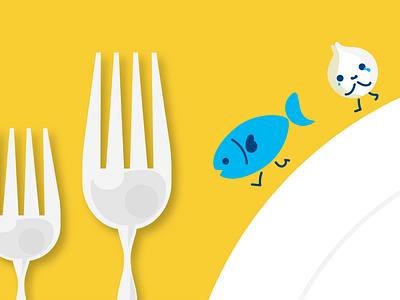 Dinner Time illustrator graphic design graphic drawing colorful character vector digital design art illustration