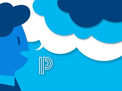 Communication illustrator graphic design graphic drawing colorful character vector digital art design illustration
