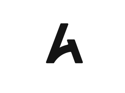 Logo letter A (for sale)