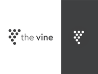 The Vine Logo Rebrand 2017