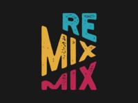 ReMixMix Logo version