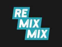 ReMixMix Logo version