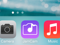 iOS 7 Icon Tests