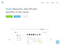 Humi Homepage 3.0