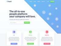 Humi Homepage 4