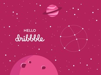 The Dribbble universe