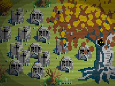Longing for Fall already 16bit 16-bit sprite videogame game pixel app ios pants legend superb owl