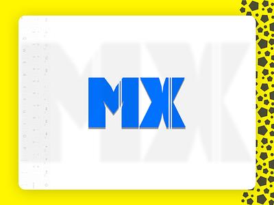 Logitech MX Master Series branding concept banner illustration yellow personal brand banner ad design ui  ux mx master logitech