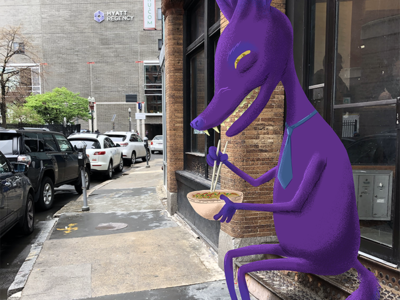 Commute Creature 5