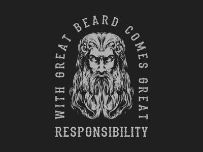 Viking Beard Design