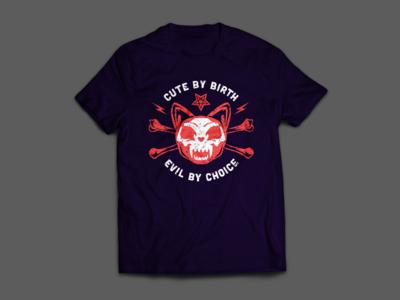 Cat Shirt Design