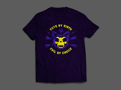 Cat Shirt Design 2