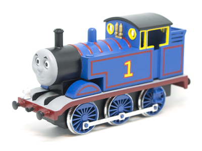 Thomas the Tank Engine 3D Print thomas the tank engine thomas 3d print 3d train