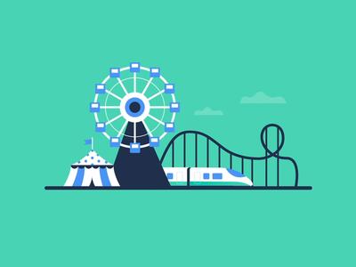 Summer Campaign - Theme Park