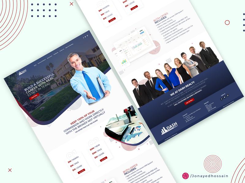 Joindash Website Redesign