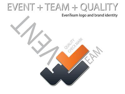 EvenTeam logo logodesign illustration logo design logo illustrator branding vector design