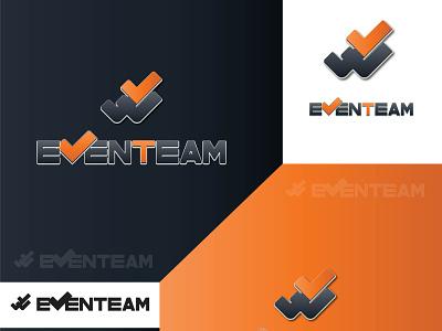EvenTeam logo logodesign logo design logo illustrator branding vector illustration design