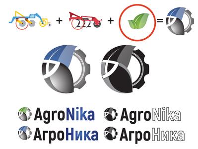 Agronika LTD Logo design