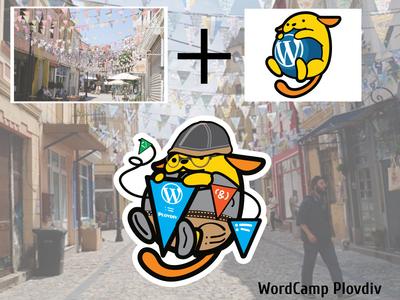 Wordcamp Plovdiv Hipster Wapuu