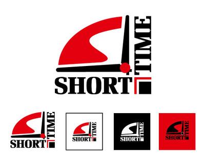 ShortTime Construction company logo design logo design logo illustrator branding vector design illustration