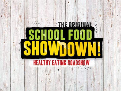 School Food Showdown show school eating healthy