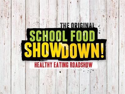 School Food Showdown show school eating healthy