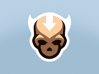 Avatar Skull logos light minimalist skulls skull logo skull avatar gaming logo esports mascot logo photoshop branding illustrator vector graphic design logo art illustration creative design