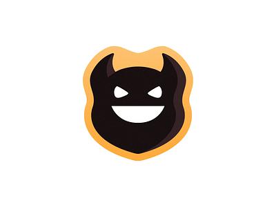 Ghost logo design logos esports designer creative brand design artwork art face ghost flat cute mascot logo photoshop illustrator vector graphic design logo illustration design