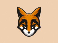 Fox Mascot Illustration