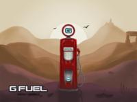G Fuel Advertisement