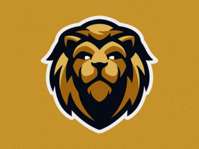 Lion Mascot Illustration