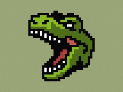 Pixel Dino