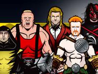 WWE Transformed project